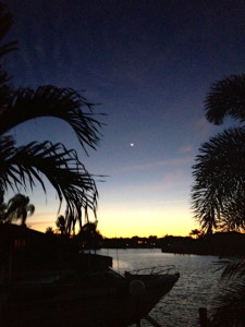 twilight in Floridaa