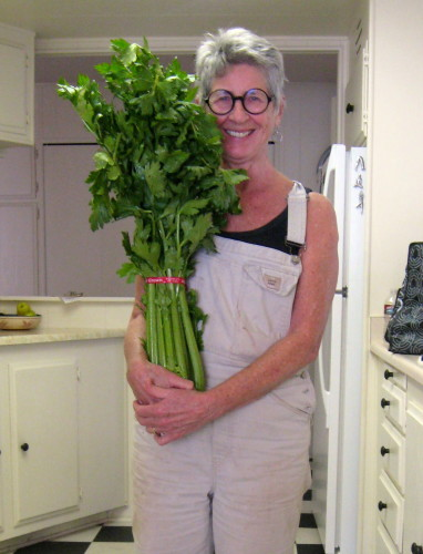 Helen and celery - Version 2