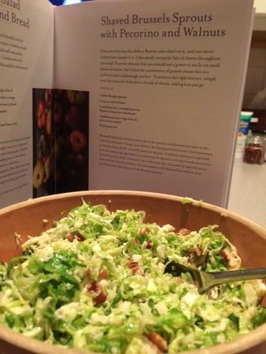 Buvette salad