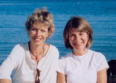 Diane and K